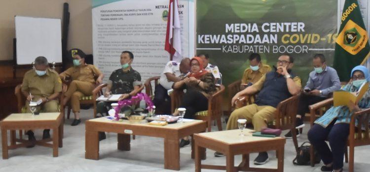 Pemkab Bogor Batasi Pergerakan ke Wilayah Puncak