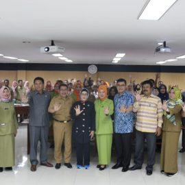 Sinkronisasi Program Kegiatan 2021 Diskominfo Kabupaten Bogor Lakukan Penandatanganan Kesepakatan Bersama Melalui Forum PD