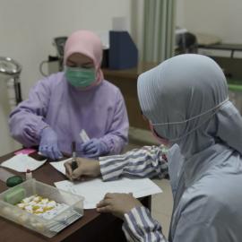 Tes Masif COVID-19 Dimulai, Jabar Gelar Rapid Test untuk Tenaga Kesehatan dan Karyawan di Zona Merah RSHS