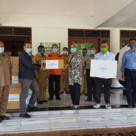 Pemkab Bogor Terima Bantuan APD dari Star Energy Geothermal