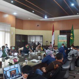 Prioritaskan Zona Merah,PSBB Kabupaten Bogor Dimulai Rabu