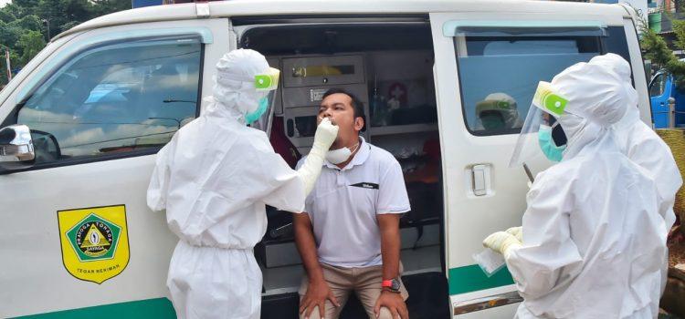 Pemkab Bogor bersama TNI dan Polri Lakukan Aksi Bersama di Pasar Parung