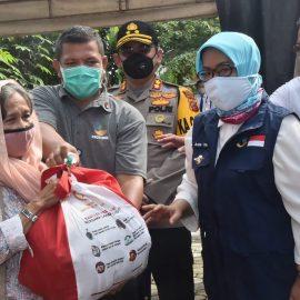Bantu Warga Terdampak Covid-19 Pemkab Bogor Terima Bantuan 70 Ribu Paket Sembako dari Presiden RI
