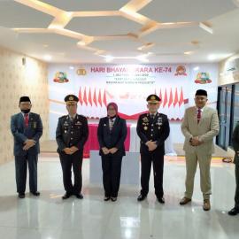 Bupati Bogor: Saya Apresiasi Kinerja dan Program-program Polres Bogor