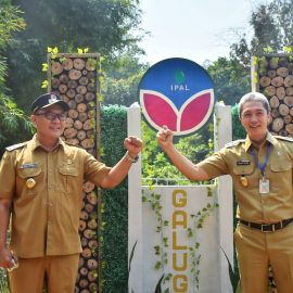 Dua Wakil Kepala Daerah di Bogor Kunjungi TPAS Galuga