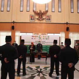 Bupati Bogor Melantik 6 Pejabat Eselon II