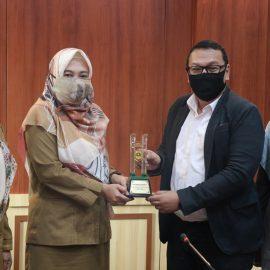 DPRD Kota Depok Studi Perda Ketahanan Pangan Kabupaten Bogor
