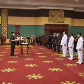 Wakil Bupati Bogor Lantik 154 Pejabat Eselon IV