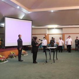Bupati Bogor Lantik 57 Pejabat Eselon III