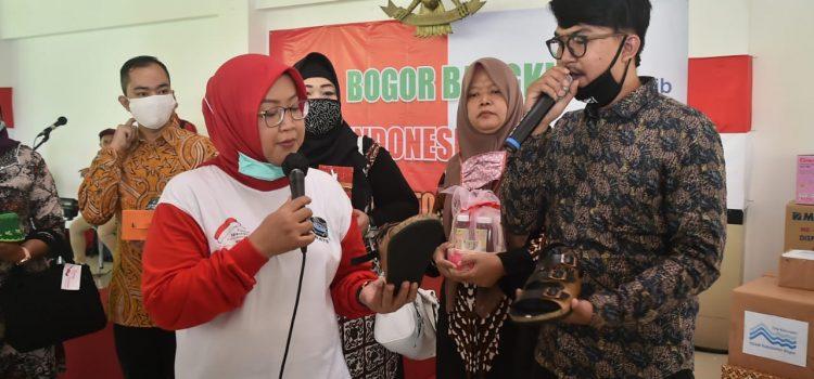 Bupati Bogor Terus Dukung Pelaku UMKM Kabupaten Bogor