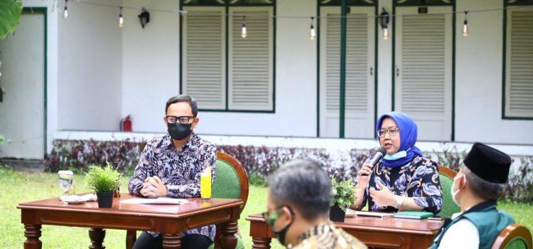 """Bupati Bogor Ade Yasin : """"Penanganan Pasien Covid-19 Bukan Semata Urusan Kewilayahan Tetapi Masalah Kemanusiaan"""""""