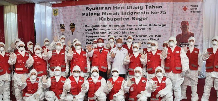 Ade Yasin Apresiasi Pembentukan Relawan Perawatan Keluarga Di 416 Desa Di Kabupaten Bogor