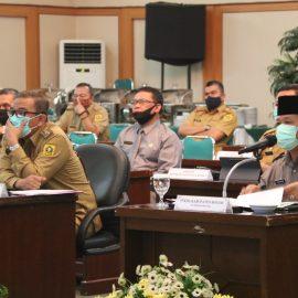 Evaluasi Pelaksanaan Reformasi Birokrasi dan Sakip, Wabup Bogor: Apapun Hasilnya, Kita Ingin Mewujudkan Cita-cita Birokrasi Berkelas Dunia Tahun 2025