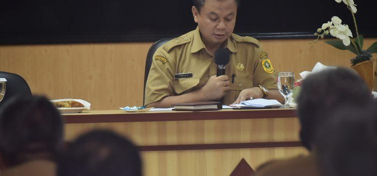 Rapat Koordinasi Pengelolaan Komunikasi dan Informasi Lingkup Pemerintah Kabupaten Bogor