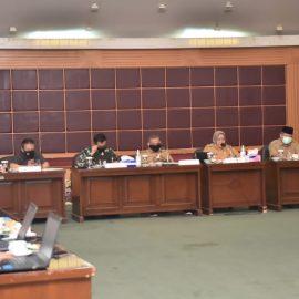 Rilis Resmi Hasil Rapat Evaluasi Penanganan Covid-19 dan Pemantapan Sosialisasi Pembentukan Satgas Penanganan Covid-19 Kabupaten Bogor