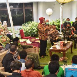 Bupati Bogor Minta Para Buruh bersama-sama Menjaga Kondusifitas Wilayah Kabupaten Bogor