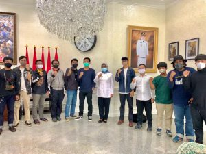 Bupati Bogor Ade Yasin Apresiasi Pegiat Ekonomi Kreatif dan Menilai Perlu Adanya Forum Ekraf di Kabupaten Bogor