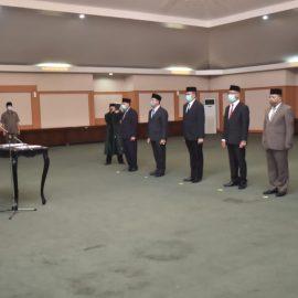 Bupati Bogor Lantik Enam Pejabat Esselon II