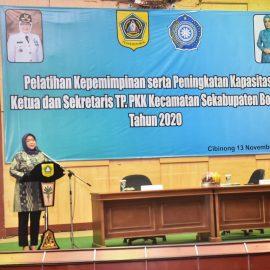 Bupati Bogor: Kader PKK Harus Peka dan Peduli Terhadap Kondisi Sosial Masyarakat