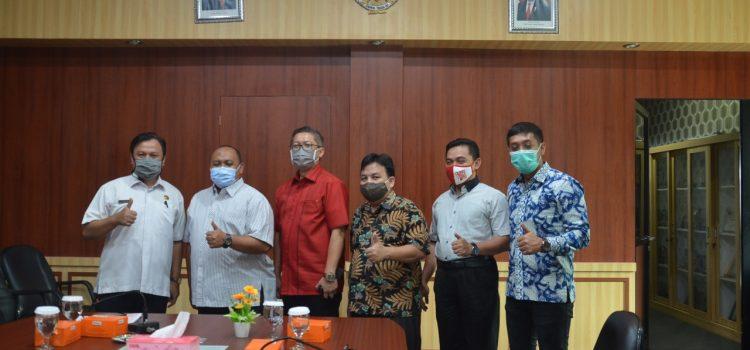 Kunjungan Kerja Komisi III DPRD Kota Bogor ke Diskominfo Kab.Bogor