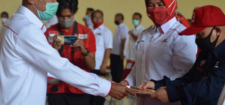 PeringatiHari Relawan Nasional PMI Kabupaten Bogor Kukuhkan Pengurus PMI Kecamatan Se-Kab Bogordan Orientasi Kepalang Merahan