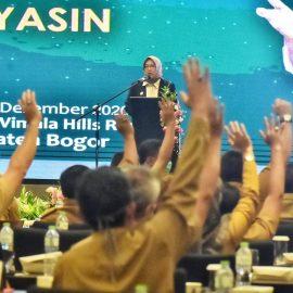 Bupati Bogor Instruksikan OPD Fokus Pada Program Pancakarsa di Tahun 2021