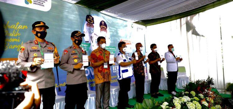 Hari ini, Vaksinasi Covid-19 Tahap Pertama di Kabupaten Bogor Resmi Dimulai