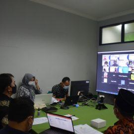 Diskominfo Ajak PD se-Kabupaten Bogor Kolaborasi Kelola Data Untuk Dorong Terwujudnya Penyelenggaraan Satu Data di Kabupaten Bogor