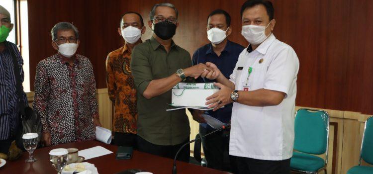 Tingkatkan Kerjasama Komisi III DPRD Kota Bogor Lakukan Kunker Ke Diskominfo Kabupaten Bogor